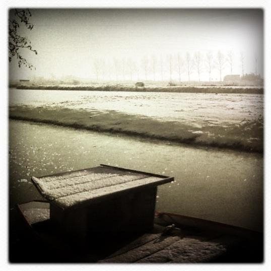 Winter in Schermer 1
