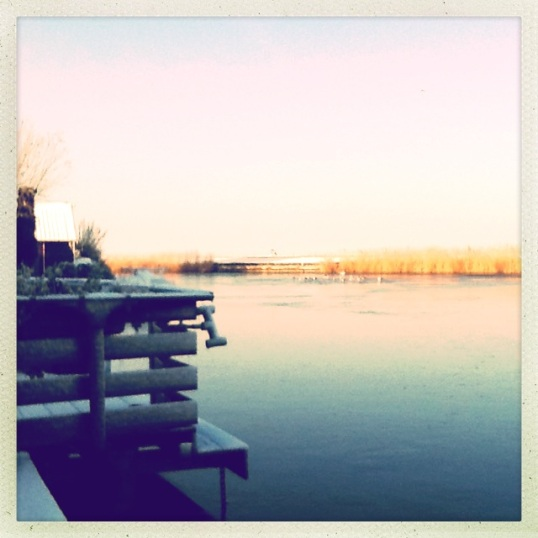 Winter in Schermer 6