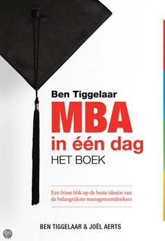 MBA in een Blog