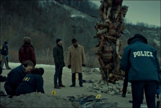 'Hannibal' is visueel prachtig met onuitwisbare indrukken van grafische horror.