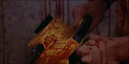 Scarface 1 - The chainsaw scene