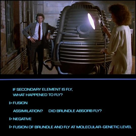 Cronenberg heeft geen monsters nodig om een horrorfilm eng te maken. Het eigen lichaam kan de engste horror vormen.