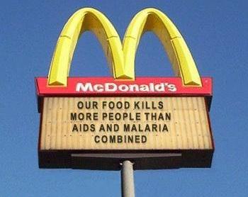 McDonalds moet flinke draai maken