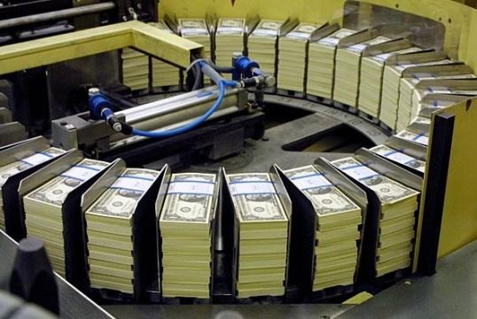 In de geschiedenis van geld is er nog nooit een land in geslaagd ongestraft geld 'uit het niets' te creëren.