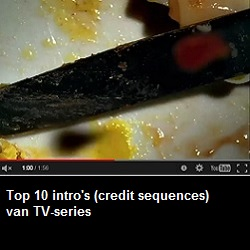 Top 10 intro's TV-series