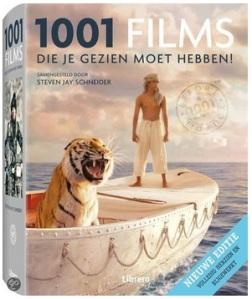 1001 films die je gezien moet hebben