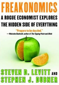 Freakonomics 1 - Cover