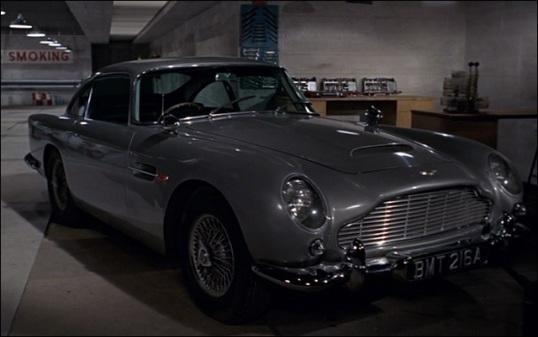 Aston Martin DB5 2