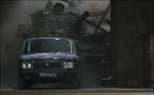 Tank Escape (GoldenEye)
