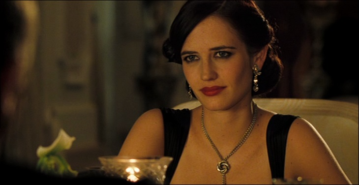 James Bond: 10 Finest Bond Girls | FRAGMENTEN UIT HET ... Eva Green Bond