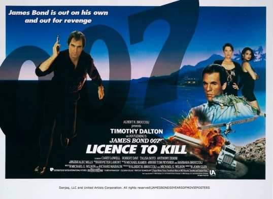 Licence to Kill 1