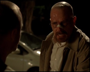 5 TV Shows - Breaking Bad
