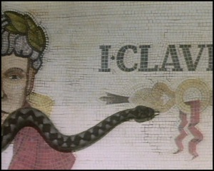 5 TV Shows - I, Claudius Snake
