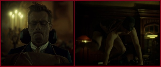 Hannibal 3 - Mason Verger & Francis Dollarhyde