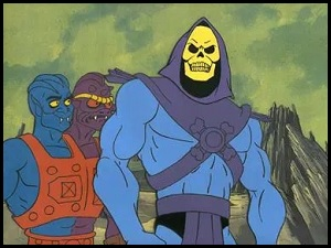 Nostalgie 1 - He Man Skeletor