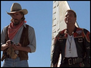 Nostalgie 3 - Harley Davidson and the Marlboro Man