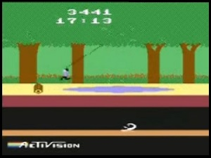 Nostalgie 4 - Pitfall Commadore 64