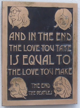 Beatles - The End