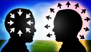 Introvert en extrovert