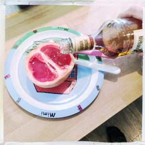 Recept Rum Grapefruit